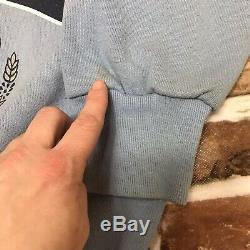 Vintage Muscade Mills Sweat-shirt Ras Du Cou Sweatpants Sweatsuit Unc Tar Heels Set