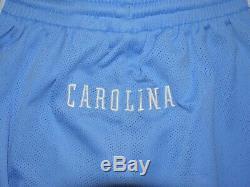 Vintage Nike Air Jordan Ncaa North Carolina Tar Heels Unc Shorts De S Utilisé