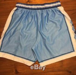 Vintage Nike Basketball Shorts Caroline Du Nord XL Tar Heels Unc Jordan Supreme