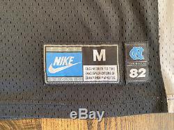 Vintage Nike Michael Jordan # 23 Unc Caroline Du Nord Tar Heels Jersey Medium 40 M