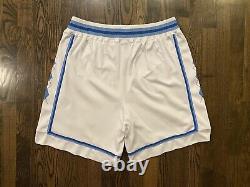 Vintage Nike Unc North Carolina Tar Talons Équipe Émis Short De Jeu 34 Moyen M