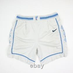 Vintage Team Nike Unc North Carolina Tar Talons Basketball Shorts Argyle L 38-42