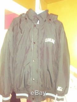 Vintage Unc Tarheels Throwback Throwback Unc Vintage Starter Jacket Medium