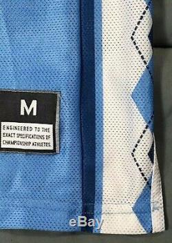 Vtg Talons Hauts Unc Tar Signés Vince Carter Jersey De Basket-ball Nike Team Sports 56323 M