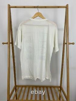 Vtg Unc Tar Talons 1991 Acc Champs Super Burnout T-shirt Mince Rare Taille XXL
