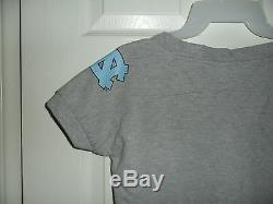 Walt Disney Athletic Unc Caroline Du Tarheels Des Femmes De Sweat-shirt, Taille Moyenne Rare