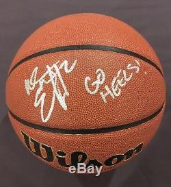 Wayne Ellington, Autographié, Unc Tar Heels, Basket-ball Caroline Du Nord